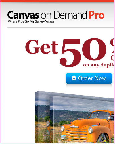 Canvas On Demand Pro