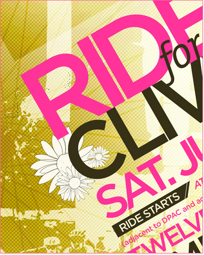 Ride For Clive